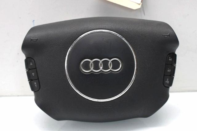 2004 Audi Allroad Quattro Wagon Base Steering Wheel Airbag Driver Air Bag