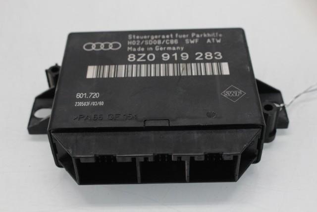 2004 Audi Allroad Quattro Wagon Base 2.7 Parking Assist Control Module 8Z0919283