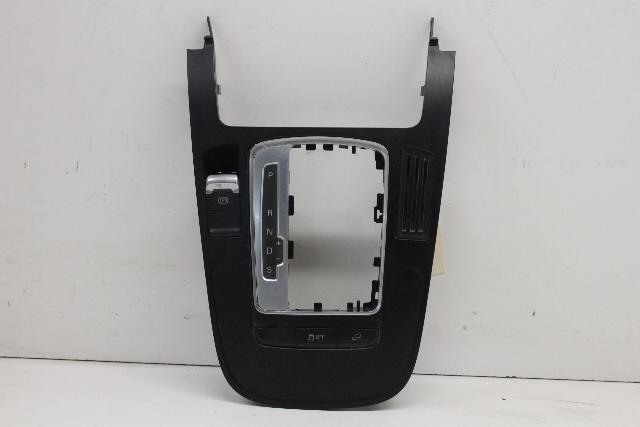 2011 Audi Q5 2.0T Automatic Shifter Trim Bezel 8K0864261