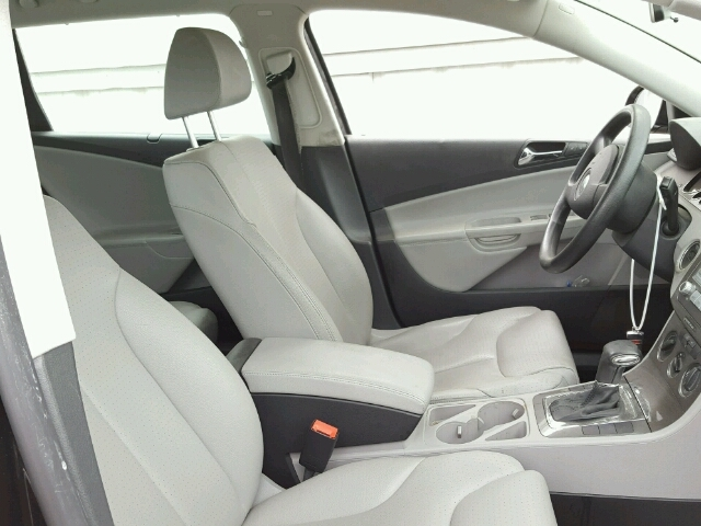 2008 Volkswagen Passat Wagon 2 0 Interior Fire Damage Specialized German Recycling