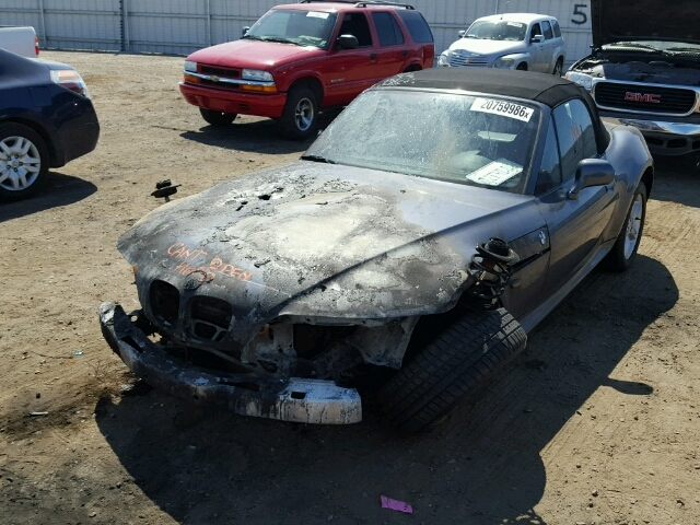 2000 Bmw Z3 2 5 Engine Fire Damage Specialized German