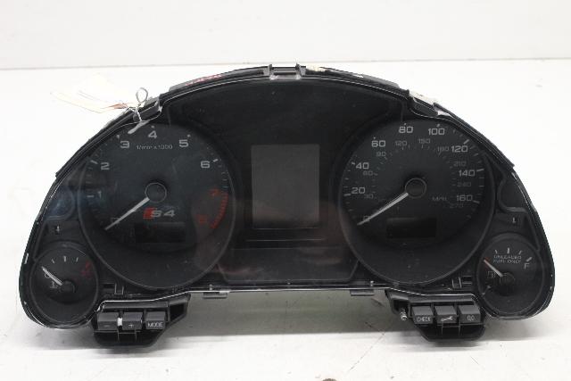 2006 Audi S4 Convertible Cabriolet 4.2 Gas Speedo Speedometer 8h0920980s