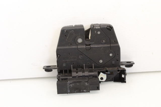 Trunk Lid Lock Actuator 2010 BMW 750Li