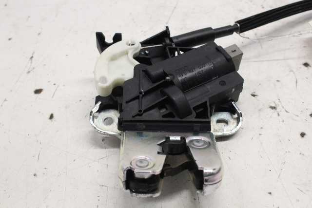 2006 Audi A4 Non Quattro Sedan Base 3.2 Rear Trunk Latch Lock 4F5827505D
