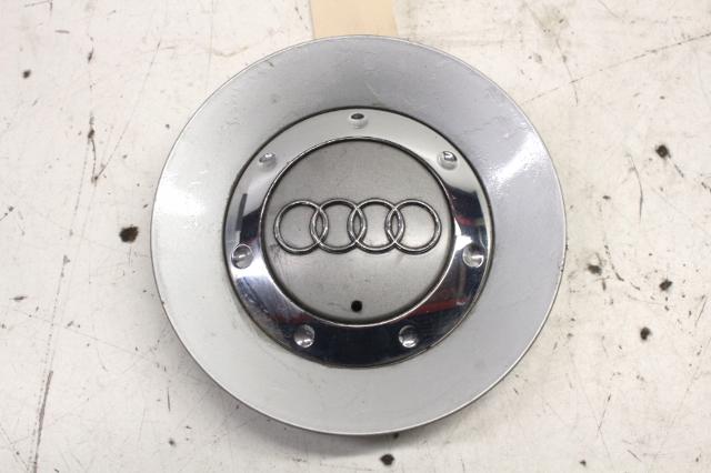 2006 Audi A4 B7 Non Quattro Sedan Base 3.2 Silver Center Wheel Cap 8N0601165D