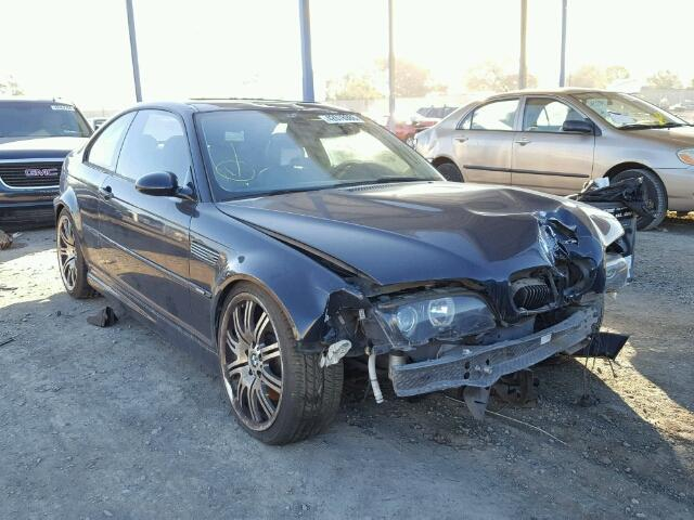 2002 BMW M3 Damaged Front For Parts 17175