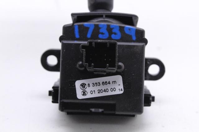 Windshield Wiper Switch 2007 Bmw Z4 Convertible E85