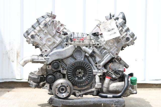 2009 2010 2011 2012 2013 Audi R8 Engine Audi R8 Motor 12K Miles 5.2 V10