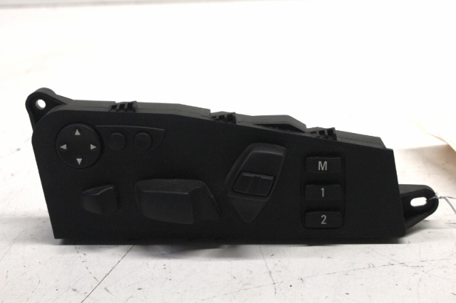 2010 BMW X5 Sport Utility E70 Left Front Driver Seat Switch 61316980911