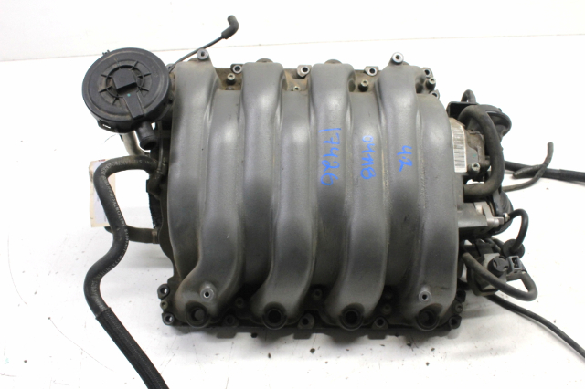 2004 Audi A8 D3 Quattro Sedan Base 4.2 Intake Manifold 077133185BB