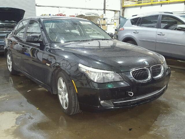 2008 Bmw 535i sedan 4Dr/Black
