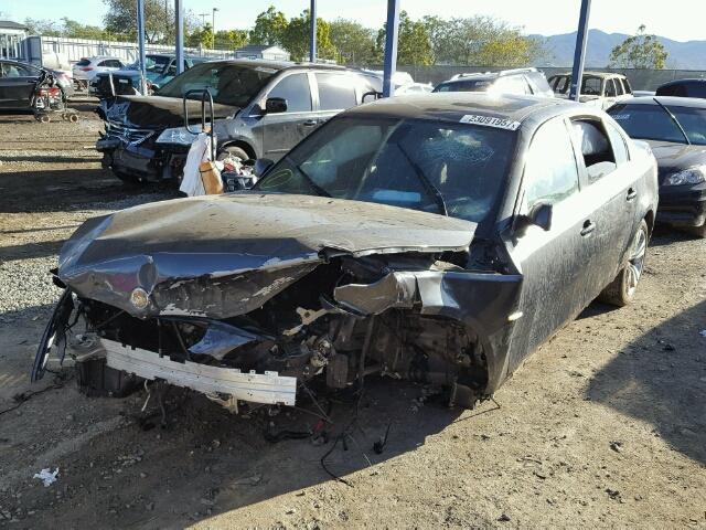 2010 Bmw 528I sedan 4Dr/Grey Front Damaged