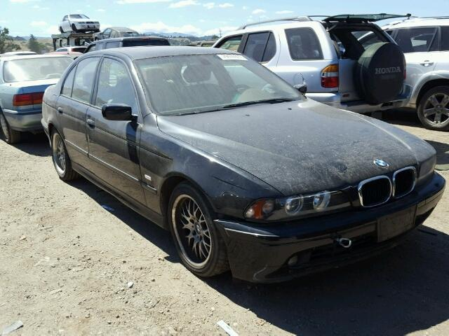 2003 530I BMW SDN 4DR/BLACK FOR PARTS