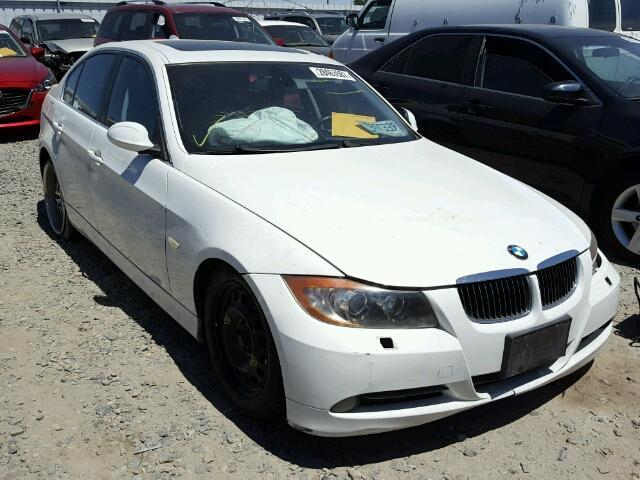 2006 Bmw 330Ci sedan 4Dr/White
