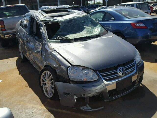 2008 VOLKSWAGEN JETTA SDN 4DR/GREY FOR PARTS