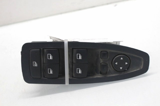 2014 BMW 328i Sedan F30 Front Left Driver Master Window Switch 61319208111