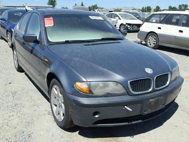 2003 Bmw 325xi sedan 4Dr/Grey