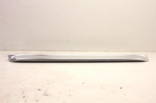 2001 Audi Allroad Left Front Lower Door Moulding Blade 4Z7853959A