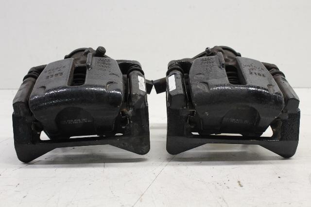 2009 Audi S5 Coupe Base 4.2 Gas Rear Brake Caliper Set Pair