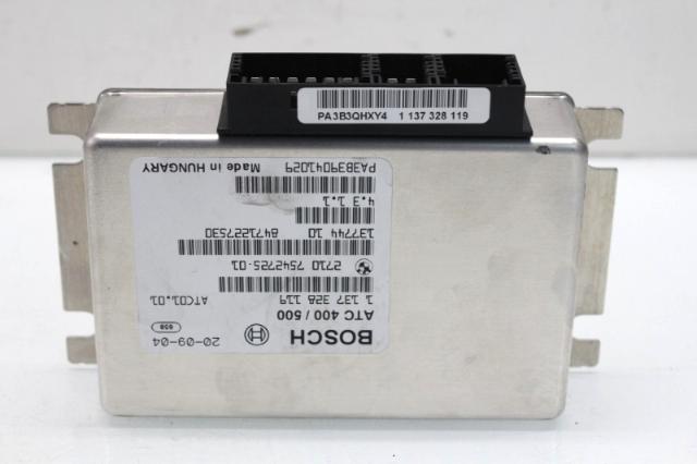 2005 BMW X5 Sport Utility E53 Transfer Case Computer Module 27107542725