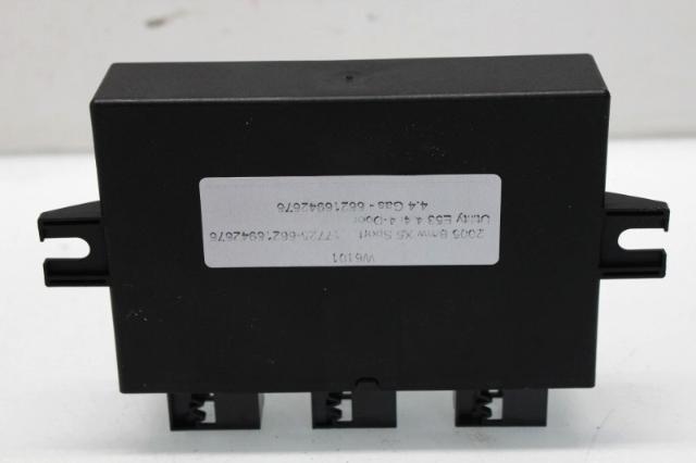 2005 BMW X5 Sport Utility E53 Park Assist Computer Module 66216942676