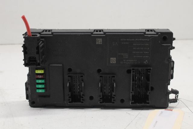 2015-2016 bmw m4 f82 body control bcm fusebox 61359329704