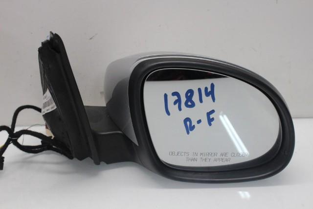 2013 Volkswagen Tiguan S 4dr 2.0t Gas Passenger Right Side View Door Mirror