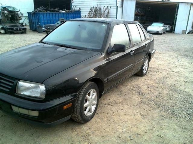 1997 VW Jetta, GL, 4dr ,2.0L,m/t, black