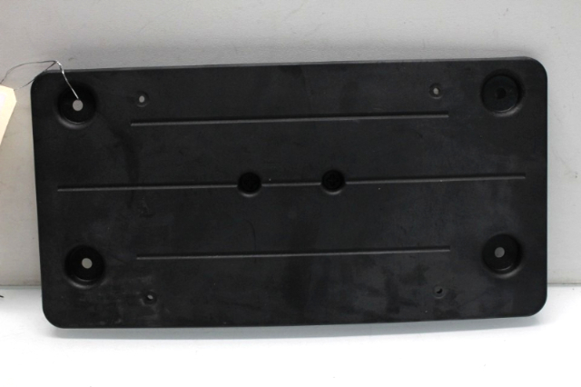 2015 BMW 328i Sedan F30 Front License Plate bracket 51117344551