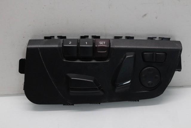 2015 Bmw 328i Sedan F30 Sport 4-Door 2.0 Gas Turbo Driver Seat Control Switch