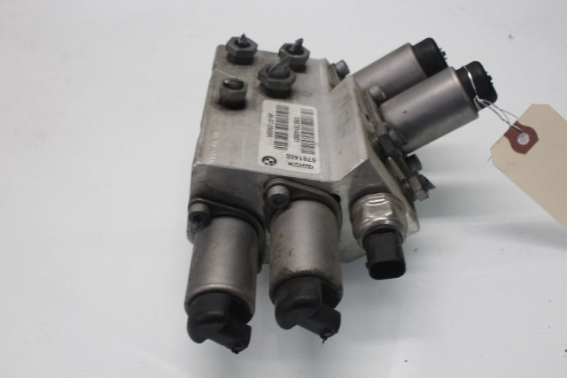 2008 BMW 535i Sedan E60 Dynamic Drive Suspension Valve Block 37206781488