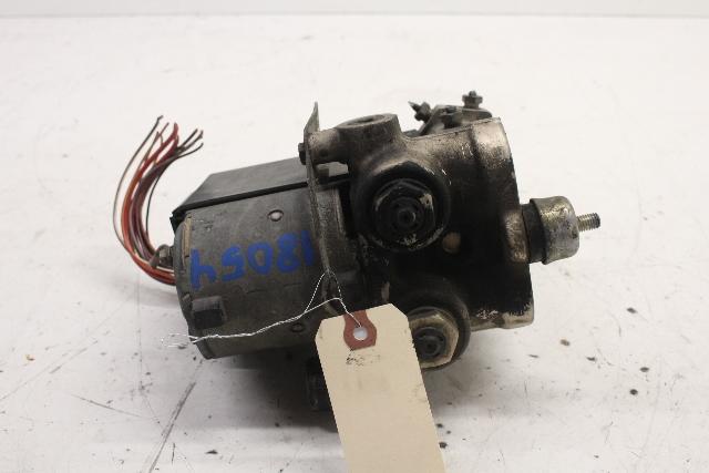 1991 mercedes benz 300sl r129 anti lock brake system abs for Abs system mercedes benz