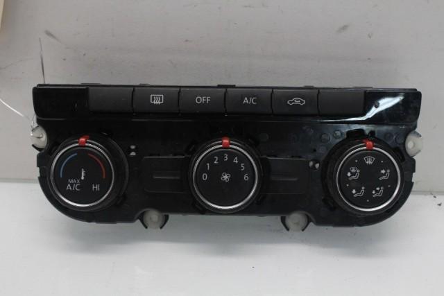 2013 Volkswagen Tiguan S 4dr 2.0t Gas Heater A/C Climate Control 7N0907426BT