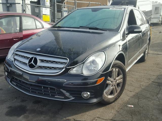 2008 Mercedes R350, 3.5L A/T, Rwd,  Sport, Black