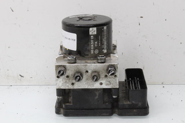 2010 2011 Volkswagen Eos Anti-Lock Brake System ABs Pump 1K0614517CB 1K0907379AT