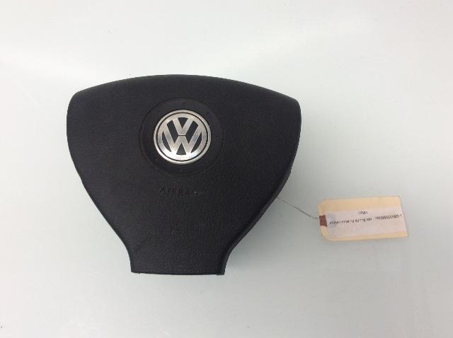 2008 2009 Volkswagen EOS Steering Wheel Airbag 1K0880201BS Missing 1 Spring