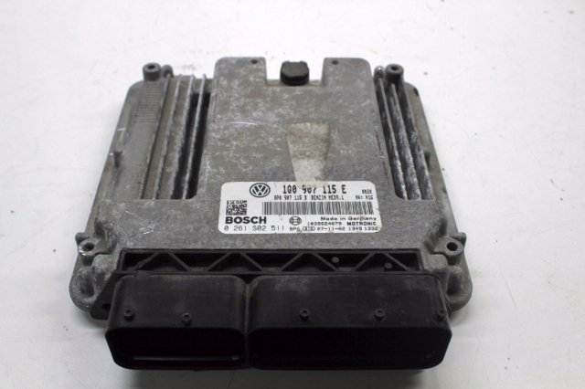 2008 Volkswagen EOS 2.0L  Engine Control Module ECU ECM