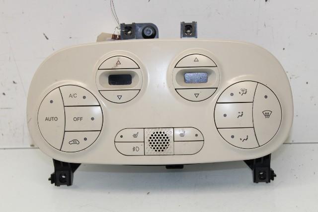 2012 2013 2014 2015 2016 Fiat 500 2 Door Heater A/C Climate Control 1RU55JW4AC