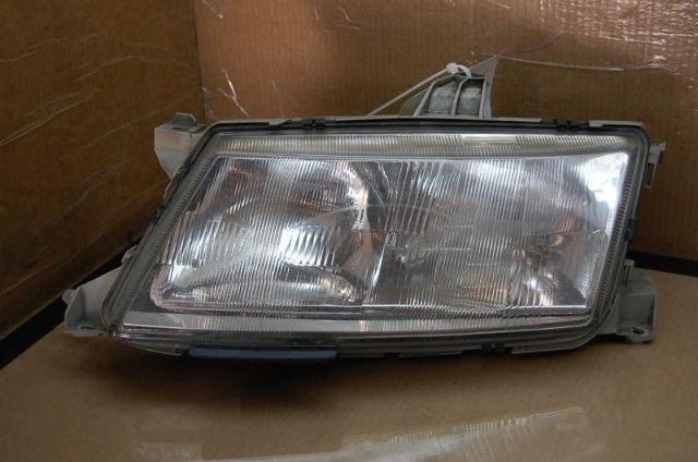 99 00 01 Saab 9-5 Left Headlight Headlamp