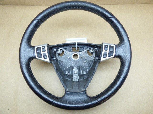 03 04 05 06 07 08 09 Saab 9-3 3 Spoke Steering Wheel Radio Phone Volume
