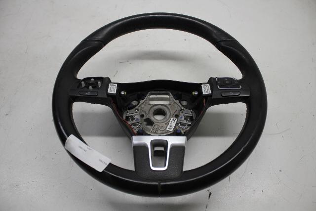 2006 2007 2008-2010 Volkswagen Passat Steering Wheel with Some Buttons, 3 Spoke