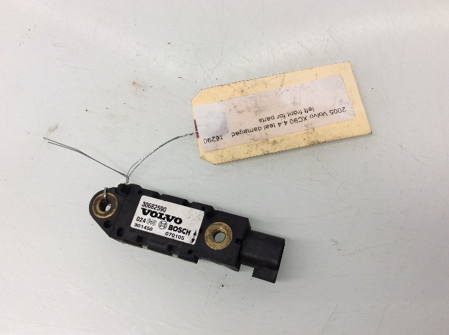 2003 2004 2005 - 2011 2012 2013 Volvo XC90 V70 X80 X60 Crash Impact Sensor