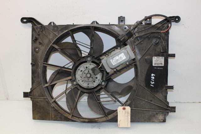 2001 2002 2003 2004 2005 Volvo V70 Station Wagon Turbo Radiator Cooling Fan