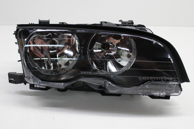 BMW 323i 325i 328i 330i M3 Right Halogen Headlight 63126904280