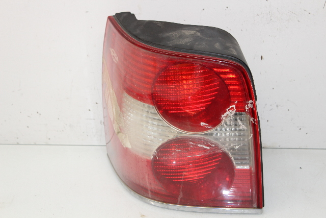 2002 2003 2004 2005 Volkswagen Passat 4.0 W8 Wagon Left Tail Light Lamp