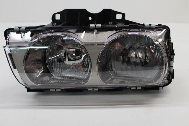 BMW 740i 750i Left Driver Headlight Head Light Lamp Aftermarket 63128352743