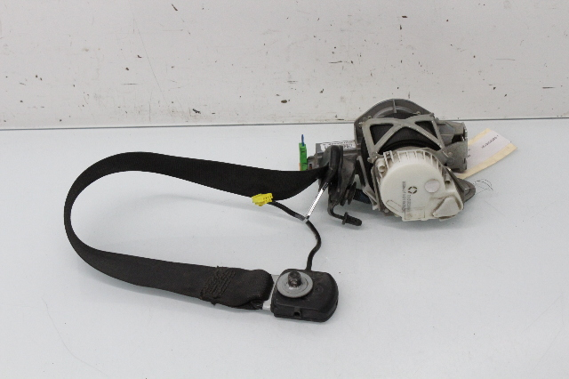 2008 2009 2010 2011 2012 2013 2014 15 Smart Fortwo Passenger Seat Belt Retractor