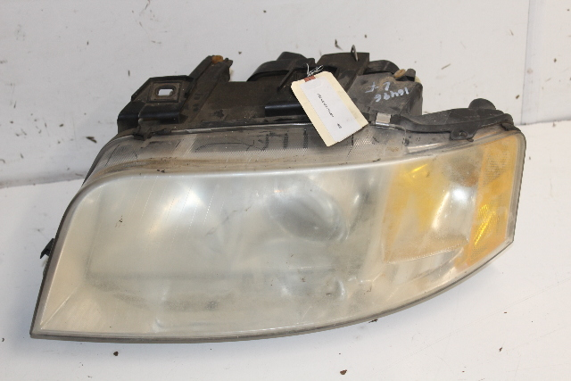 2002 2003 2004 Audi A6 Headlight Xenon Left Driver Head Light Lamp 4B0941003BM