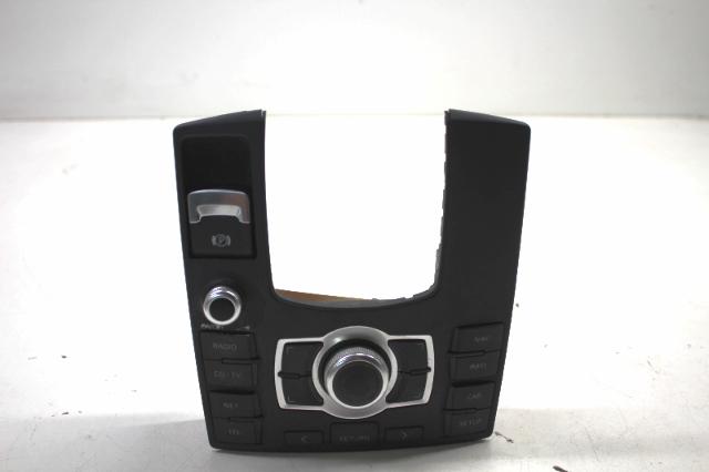 2003 2004 2005 Audi A8 Navigation Control Panel Switches Peeling 4E1919609