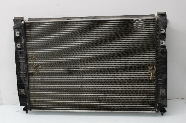 2003 2004 2005 Audi Allroad 2.7 2.7L 6 Cylinder Radiator 4Z7121251B